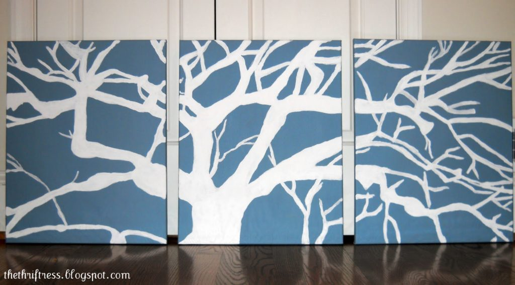 5 Stunning Large Wall Art Ideas For Autumn Thanksgiving
