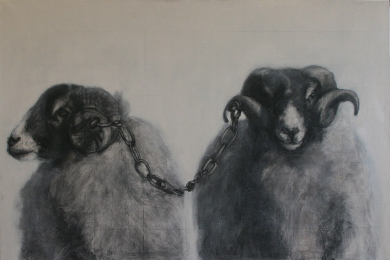 Claudia Pettis: Rams Chained