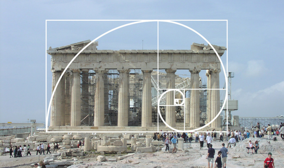 Learn about the golden ratio and golden spiral.